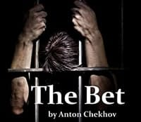 The Bet by Anton Chekhov to learn English with great short stories and practice reading, vocabulary and listening