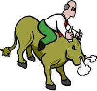 take the bull by the horns LELB Society