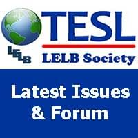 L2 = L1 Hypothesis   TESL Issues - LELB Society