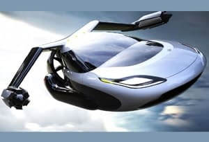 Learn Persian Online for Advanced students on flying cars at LELB Society