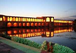 Learn Persian Online about Isfahan half the world at LELB Society with podcast and exercises by Zahra Pourbagher