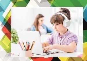 online Persian class -children