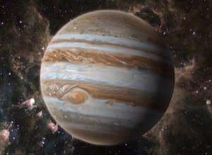 Practice reading & listening on Jupiter with illustrated flashcards & podcast at LELB Society by Hajar Aziz Zanjani