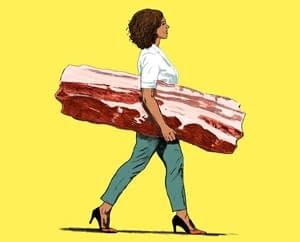 Bring home the bacon 1100 Words You need to know week 23 day 4 at LELB Society with flashcards for GRE, TOEFL & IELTS