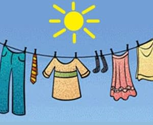 Wash Dirty Linen in Public 1100 Words You Need Week 12