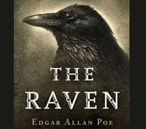 The Raven by Edgar Allan Poe - a great American short story to improve your English at LELB Society with flashcards and podcast