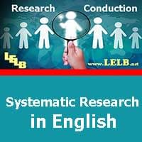 Research Conduction LELB Society