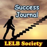 Success Journal LELB Society