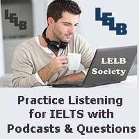 IELTS Listening Practice LELB Society