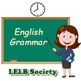 Indirect Speech in English LELB Society