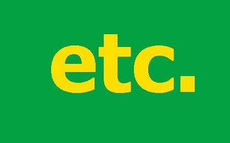 etc. - English Flashcard - LELB Society